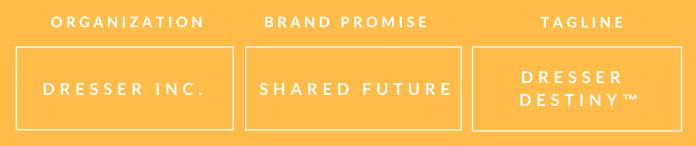dresser brand promise