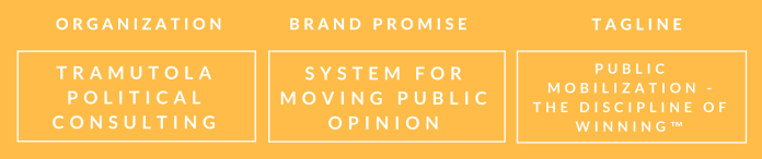 tramutola brand promise
